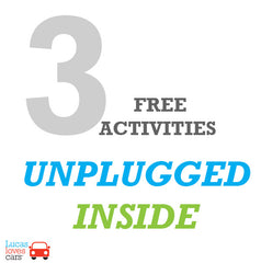 3 free activities to keep them busy inside