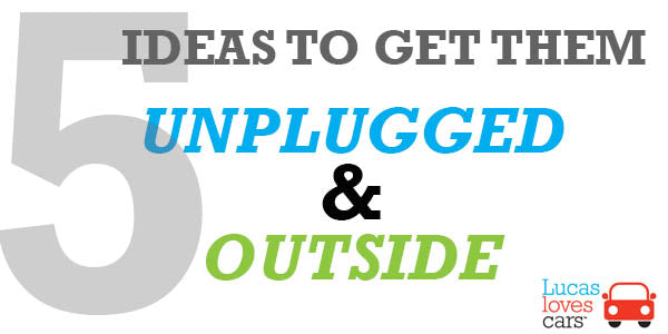Unplugged and Outside