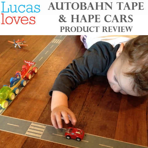 Autobahn tape review