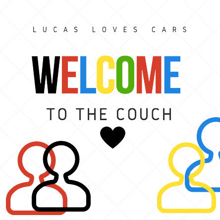 Welcome Lucas loves cars