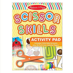 Scissor activity | stocking stuffer | Lucas loves cars