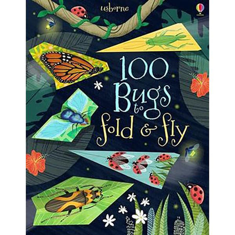 100 Bugs to Fold and Fly | kids books  | Lucas loves cars