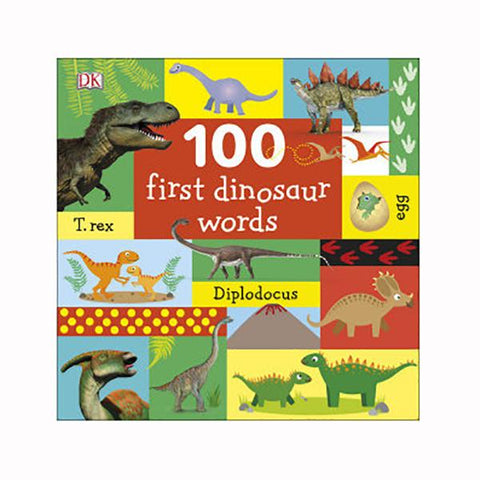 100 first dinosaur words | dinosaur book | kids books  | Lucas loves cars