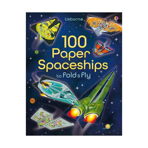 100 spaceships to Fold and Fly | kids books | Space toys | Lucas loves cars