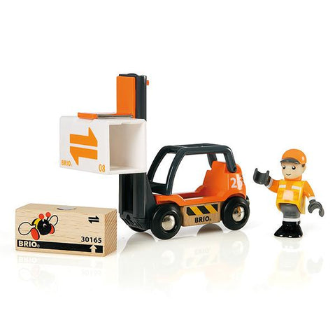 BRIO Forklift | Brio |  Lucas loves cars