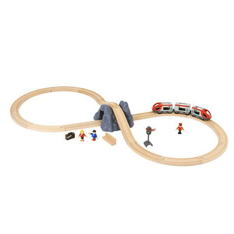 BRIO Train -  Starter set | Brio |  Lucas loves cars
