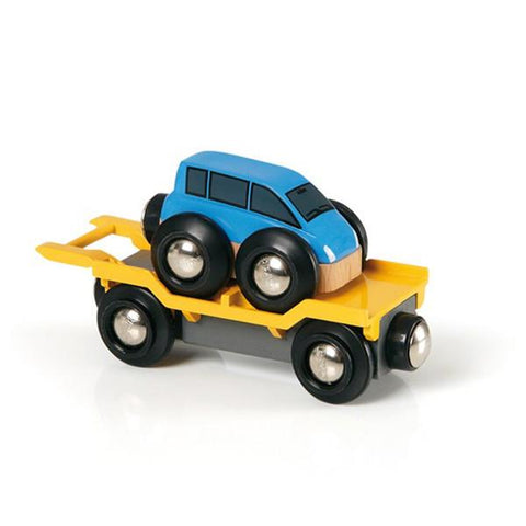 BRIO Car Transporter | Brio |  Lucas loves cars