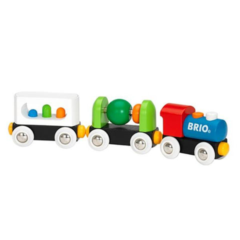 BRIO First Train | Brio |  Lucas loves cars