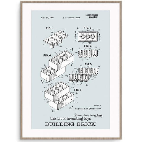 Art Of Inventing Toys  - Building Bricks