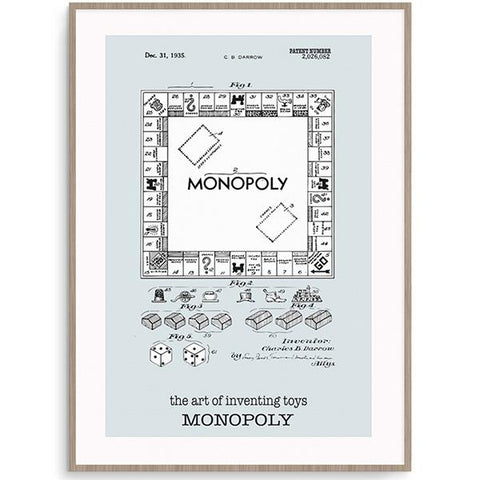 Art Of Inventing Toys  - Monopoly