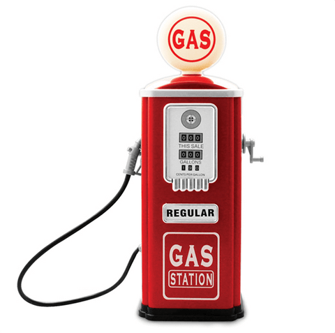 Baghera - Gas Pump | Baghera |  Lucas loves cars