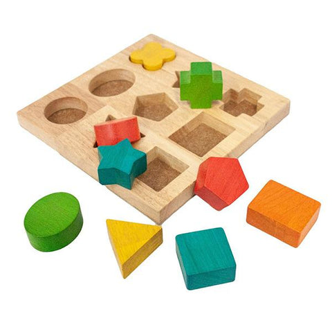 Wooden basic shapes toys | Wooden toys | Lucas loves cars