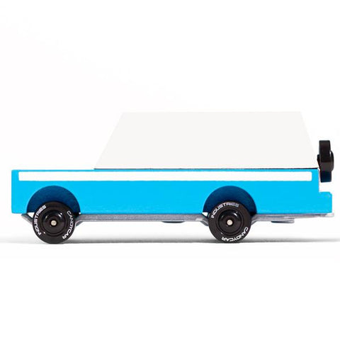 Candylab blue Mule  | Candylab toy cars  | Lucas loves cars