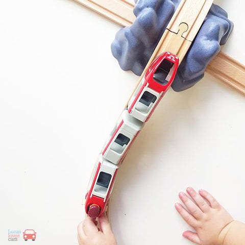 Brio Train Starter Set | Brio train | Lucas Loves Cars