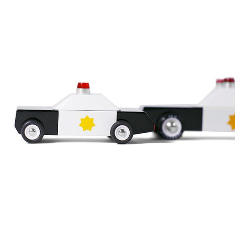 CandyLab Mini Police car | CandyLab |  Lucas loves cars