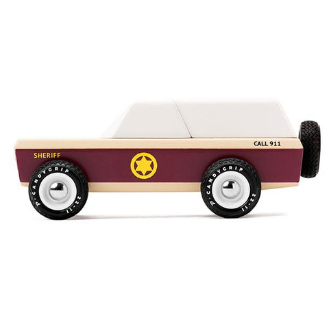 Candylab Sheriff | CandyLab car toys |  Lucas loves cars
