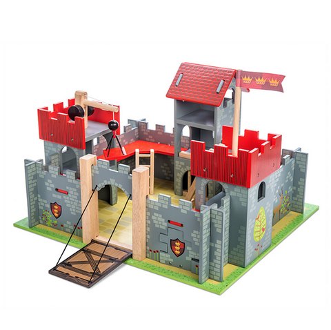 Camelot Castle | Le Toy Van |  Lucas loves cars