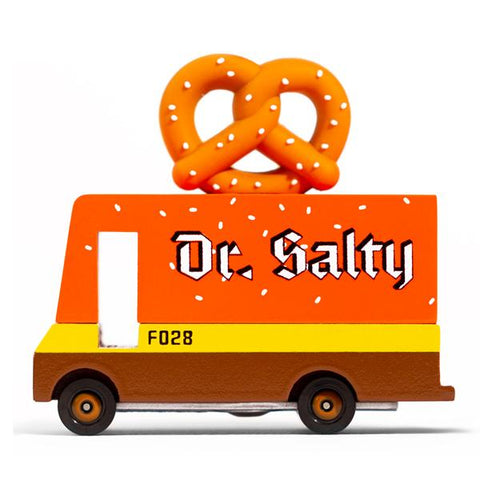 Candylab Pretzel Truck toy | Candylab toy cars  | Food truck toys | Lucas loves cars