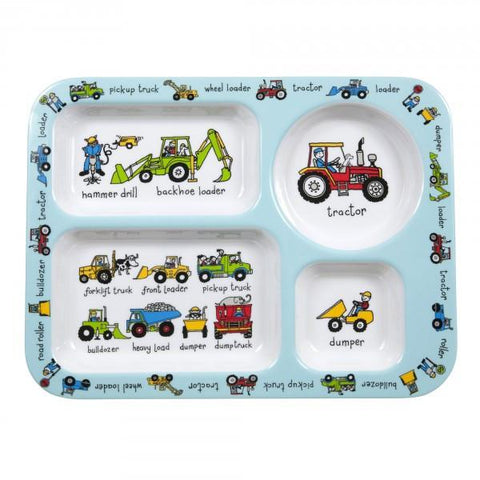 Working wheels compartment tray | Lucas loves cars