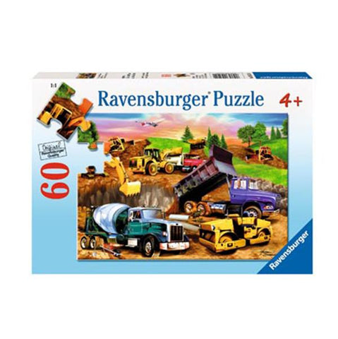 Ravensburger Construction Crowd 60pc