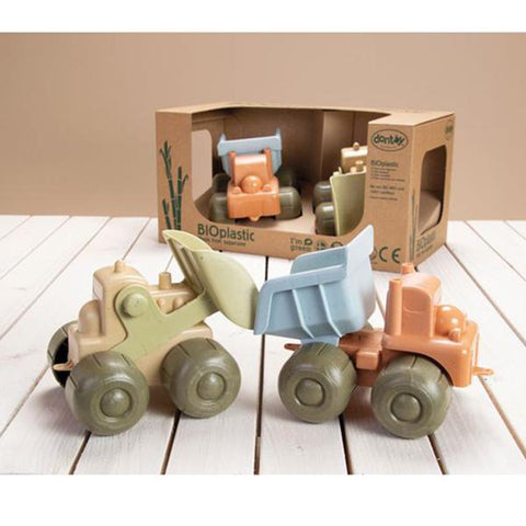Dantoy Bio Construction trucks
