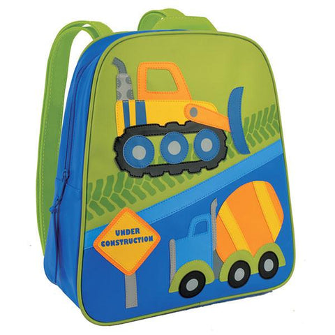 Construction backpack | Lucas loves cars