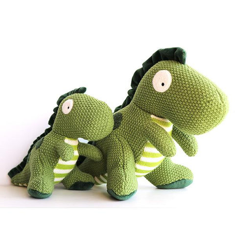Dodger the Dino soft toy | Nana Huchy |  Lucas loves cars