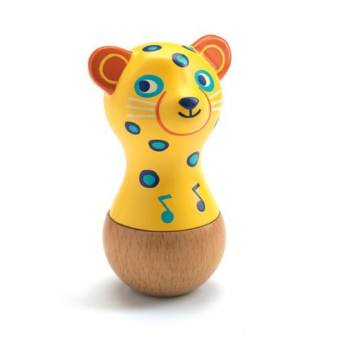 Djeco | Animambo Jaguar Maracas | Music toys | Lucas loves cars
