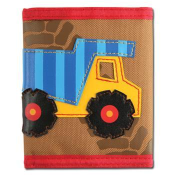 Dump Truck wallet | Lucas loves cars