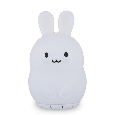 Kids night Light | Duski bluetooth speaker | bunny light | Lucas loves cars