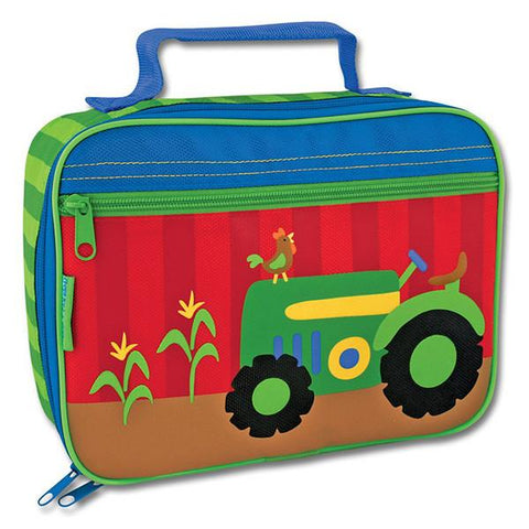 Farm tractor lunchbag | Lucas loves cars