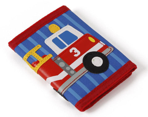FireTruck wallet | Lucas loves cars