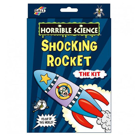 Galt Horrible Science kit | Rocket kit  | Lucas loves cars