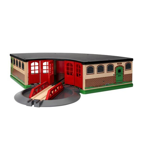 BRIO Train Grand Roundhouse | Brio |  Lucas loves cars