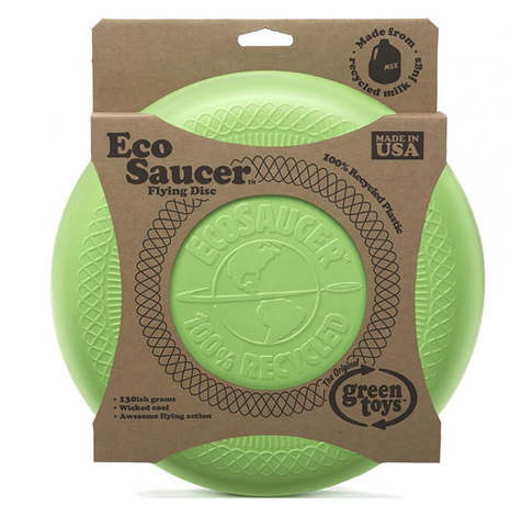 Green Toys - Eco Saucer | Green Toys |  Lucas loves cars