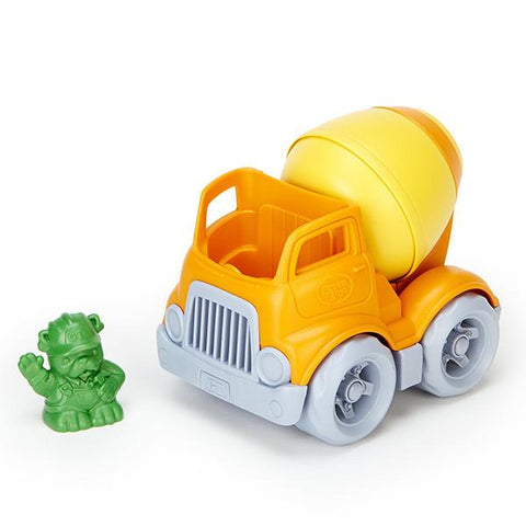 Green toys - Construction | Green Toys |  Lucas loves cars