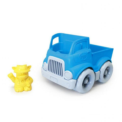 Green Toys Pick up Truck | Lucas loves cars