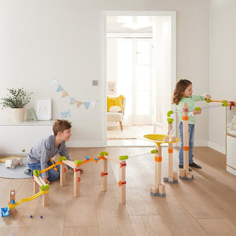 Haba Ball Track Master Construction Set