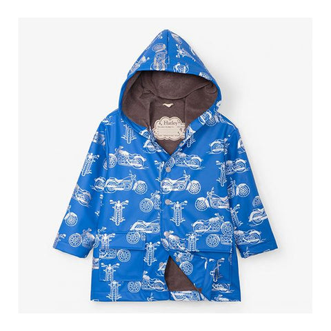 Hatley Raincoat Motorcycles