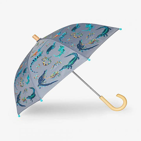 Hatley Kids Umbrella | Reptile umbrella | Lucas loves cars