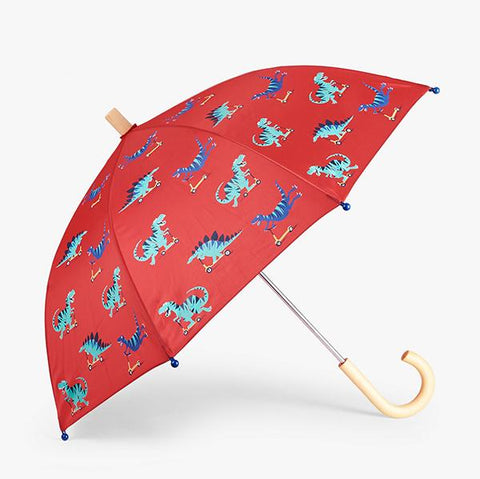 Hatley - Umbrella - Scooting Dinosaurs