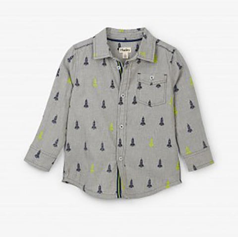 Rocket  shirt kids | Hatley | Hatley Rocket shirt | boys shirt