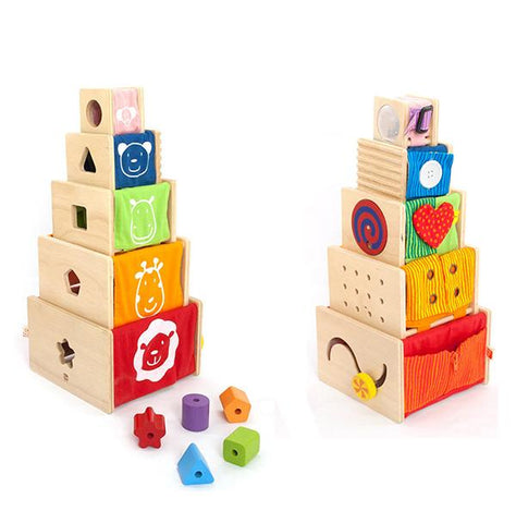 Activity Stackers | Im toy |  Sensory Toy