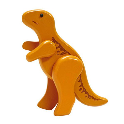 Wooden DInosaur toy T-rex | I'm toy |  Lucas loves cars