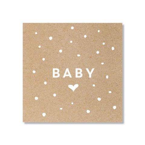 Cards - Small - Confetti baby | Just Smitten |  Lucas loves cars