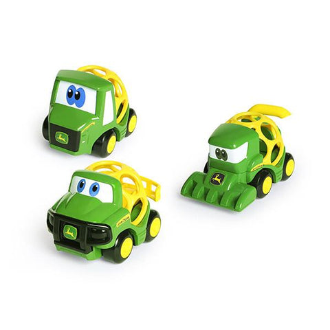 Oball farm vehicles | John Deere toys | Lucas loves cars