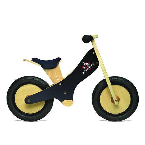 Kinderfeets - Balance Bike - Black