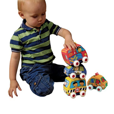 Baby Take Along Cars | Melissa & Doug |  Lucas loves cars