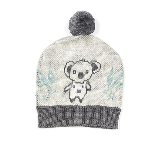 Koala baby hat beanie | Australiana baby gifts | Lucas loves cars   | Lucas loves cars