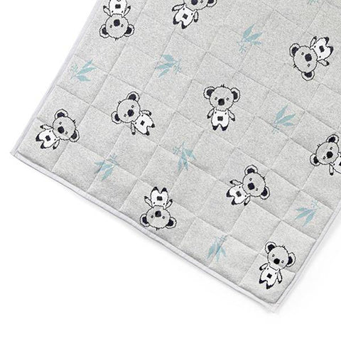 baby cotton playmat koala | indus | Lucas loves cars
